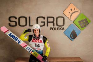 Solgro sponsorem Pawła Wąska